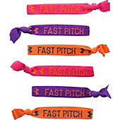 Under Armour Women's Softball Hair Ties