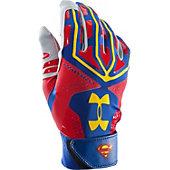 Under Armour Adult Superman Motive Batting Glove