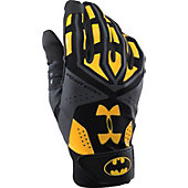 Under Armour Adult Batman Motive Batting Glove