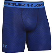 UA ARMOUR HG PRINTED COMP SHORT