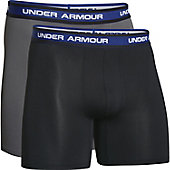 Under Armour Men's UA Mesh Performance Boxerjock (2-Pack)