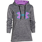 Under Armour Women's Big Logo Applique Twist Hoody