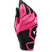 Under Armour Girls Radar III Fastpitch Batting Glove