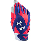 Under Armour Women's Wonder Woman Motive Batting Glove
