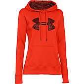 Under Armour Women's Printed Big Logo Storm Hoodie