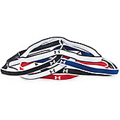 Under Armour Women's Mini Headbands (5 Pack)