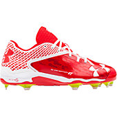 Under Armour Men's Deception Low DT Metal Baseball Cleats
