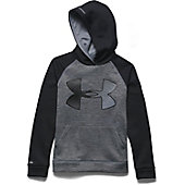 Under Armour Youth Storm Armour Fleece Jumbo Big Logo Hoodie