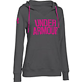 Under Armour Women's Wordmark Hoodie