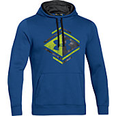Under Armour Men's Rival Chest Camo Graphic Hoodie