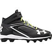 Under Armour Men's Crusher Molded Football Cleats (Wide)