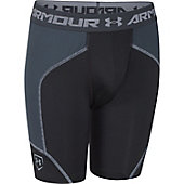 Under Armour Youth Spacer Sliding Short with Cup