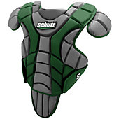 "Schutt Adult 16"" Scorpion Chest Protector"