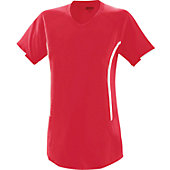 Augusta Youth Girls Heat Jersey