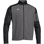 Under Armour Men's Team Performance Fleece Full Zip Pullover