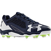 Under Armour Men's Deception Low DiamondTips Baseball Cleats