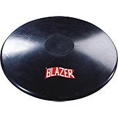 Blazer Plastic 1.6k Black Rubber Discus