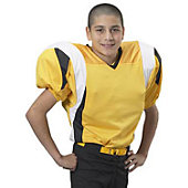 Teamwork Youth Twister Steelmesh Football Jersey