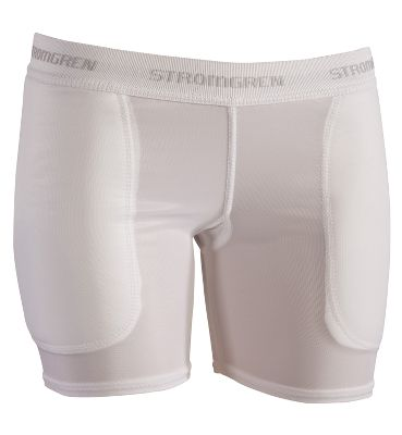 "Low-Rise Shorts | Slider Shorts - Stromgren Women's Low Rise 5"" Sliding Shorts - Female Softball Sliding Shorts"