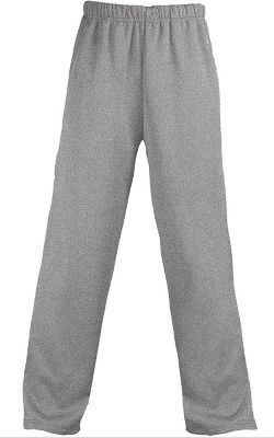 Badger Sports Pro Heathered Fleece Pants