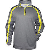Badger Sport Men's Fusion 1/4 Zip