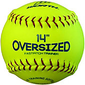 "Worth 14"" Oversized Pitcher's Training Softball"