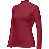 Under Armour Women's ColdGear LongSleeve Mock Shirt