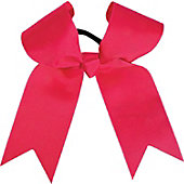 Powerbows Large Basic Plain Color Cheer Bow