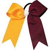 Powerbows Large Dual Color Plain Cheer Bow
