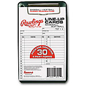 Rawlings Line-Up Card Case 16U