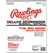 Rawlings System 17 Baseball/Softball Scorebook