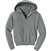 Gildan Youth Heavy Blend Full-Zip Hooded Sweatshirt