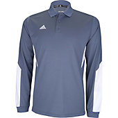 Adidas Men's Climalite Team Long Sleeve Polo