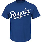 Majestic Youth MLB Replica Crewneck T-Shirt