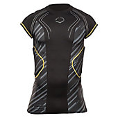 Evoshield Youth CustomTech EvoAlpha Football Rib Shirt