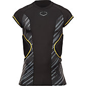 EVOSHIELD YTH EvoPro FB Rib Shirt