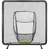 Atec 7' Batting Practice Screen Replacement Net & Padding
