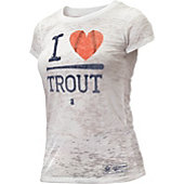 108 Stitches Women's I Heart Trout Shirt