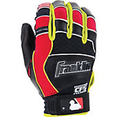 Franklin Adult Shok-Pro Batting Gloves