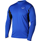 EvoShield Long-Sleeve Training Shirt