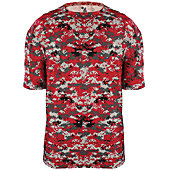 Badger Youth B-Core Digital Shirt