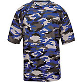 Badger Youth Camo Shirt
