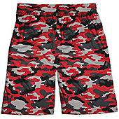 Badger Youth Camo Sport Short