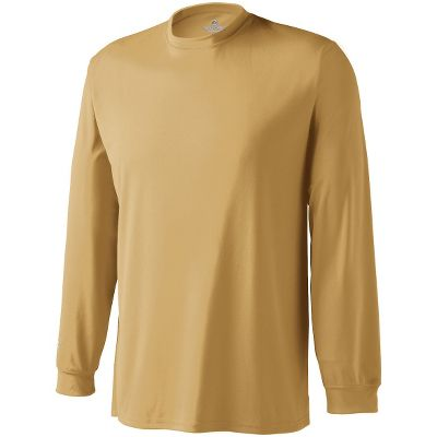 Holloway Youth Spark Long Sleeve Performance Shirt