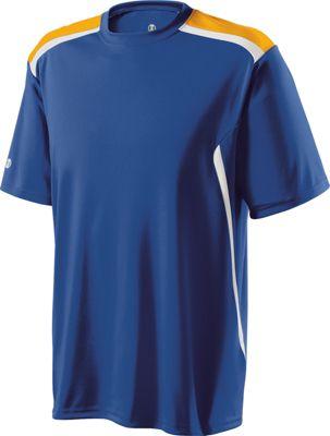 Holloway Youth Exult Short Sleeve Shirt
