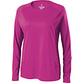 Holloway Women's Spark Long Sleeve Shirt