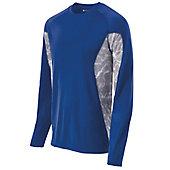 Holloway Men's Long-Sleeve Tidal Shirt