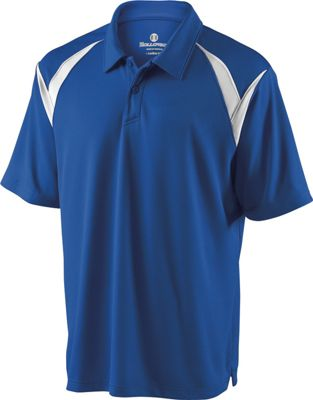 Holloway Men's Laser Polo