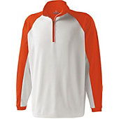 Holloway Adult  Slamdunk Quarter Zip Shirt