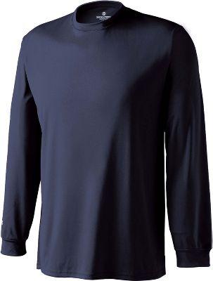 Holloway Adult Spark  Long Sleeve Shirt